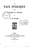 Illustration de la page Henry de Faviers provenant de Wikipedia