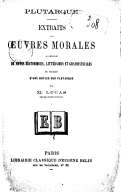Image from Gallica about Oeuvres morales