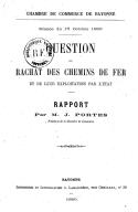 Illustration de la page Chambre de commerce et d'industrie. Bayonne, Pyrénées-Atlantiques provenant de Wikipedia