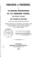 Illustration de la page Auguste Saint-Cricq (comte de, 1804-1856) provenant de Wikipedia