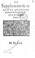 Bildung aus Gallica über Jean Saugrain (1518-1586)
