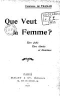 Image from Gallica about Comtesse de Tramar