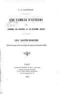 Illustration de la page Paul de Longuemare provenant du document numerisé de Gallica