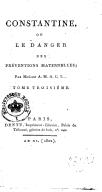 Illustration de la page Anne-Marie Allotte Lacroix de Niré (1732-1820) provenant de Wikipedia
