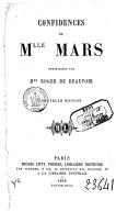 Illustration de la page Léocadie-Aimée de Beauvoir (1823-1859) provenant de Wikipedia