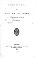 Image from Gallica about Joseph Kleutgen (1811-1883)