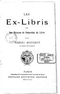 Bildung aus Gallica über Ex-libris