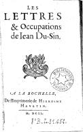 Illustration de la page Héritiers de Jérôme Haultin provenant de Wikipedia