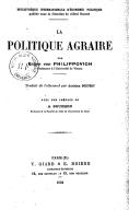 Illustration de la page Eugen von Philippovich von Philippsberg (1858-1917) provenant de Wikipedia