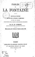 Bildung aus Gallica über Charles Aubertin (1825-1908)
