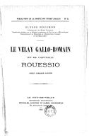 Illustration de la page Ulysse Rouchon (1878-1960) provenant de Wikipedia