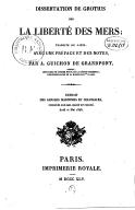 Illustration de la page Alfred Guichon de Grandpont (1807-1906) provenant de Wikipedia