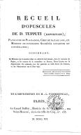 Illustration de la page Domenico Antonio Tupputi (1763-1838) provenant de Wikipedia