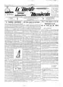 Le Merle mandarin. Satirique hebdomadaire  1927-1930