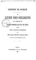 Illustration de la page Geoffroy de Courlon provenant de Wikipedia