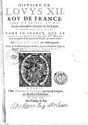 Illustration de la page Jean d' Auton (1466?-1528) provenant de Wikipedia
