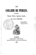 Illustration de la page Joseph Petasse (1803-1892) provenant de Wikipedia
