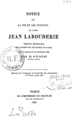 Illustration de la page Jean Labouderie (1776-1849) provenant de Wikipedia