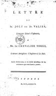Illustration de la page Joly de Saint-Vallier (17..-17..) provenant de Wikipedia