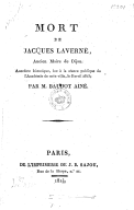 Illustration de la page Jacques Laverne (15..?-1594) provenant de Wikipedia