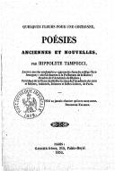 Illustration de la page Hippolyte Tampucci (1802-1880) provenant de Wikipedia