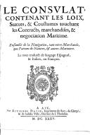 Illustration de la page Llibre del Consolat de mar provenant de Wikipedia