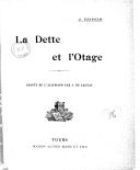 Illustration de la page J. de Launay (romancier, 18..-19..) provenant de Wikipedia