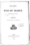 Une visite au pays du diable 1892