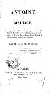 Illustration de la page Laurent de Jussieu (1792-1866) provenant de Wikipedia