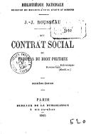 Illustration de la page Du contrat social provenant de Wikipedia