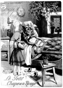 Image from Gallica about Le Petit Chaperon rouge