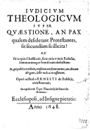 Bildung aus Gallica über Heinrich Wangnereck (1595-1664)