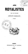 Bildung aus Gallica über Gustave Barsalou Fromenty (1814-18..)