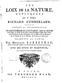 Image from Gallica about Richard Cumberland (1631-1718)