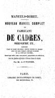 Illustration de la page Le Chevalier de Saint-Victor (18..-18..) provenant de Wikipedia