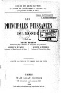 Bildung aus Gallica über Henri Hauser (1866-1946)