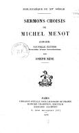 Illustration de la page Michel Menot (1440?-1518) provenant de Wikipedia
