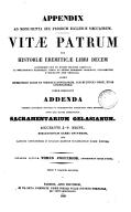 Bildung aus Gallica über Heribert Rosweyde (1588-1629)