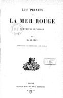 Les Pirates de la Mer Rouge, souvenirs de voyage  1891