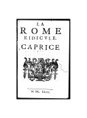 Image from Gallica about Marc-Antoine Girard Saint-Amant (sieur de, 1594-1661)