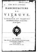 Image from Gallica about De l'architecture
