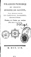 Image from Gallica about Domenico Passionei (1662-1761)