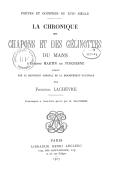 Illustration de la page Étienne Martin de Pinchesne (1616-1680) provenant de Wikipedia