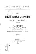 Image from Gallica about Chambre de commerce et d'industrie Marseille-Provence