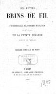 Image from Gallica about Pauline de Witt (1831-1874)