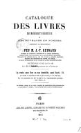 Joseph-Toussaint Reinaud (1795-1867)