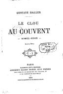 Illustration de la page Gustave Haller (1836-1919) provenant de Wikipedia