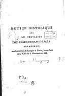 Illustration de la page Jean-François de Bourgoing (1745-1811) provenant de Wikipedia