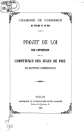 Illustration de la page Chambre de commerce et d'industrie. Toulon provenant de Wikipedia