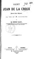 Illustration de la page Jean de la Croix (saint, 1542-1591) provenant de Wikipedia